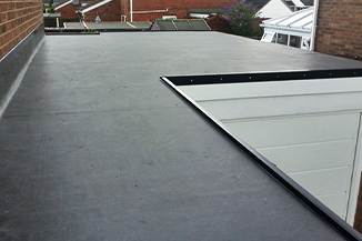 Cost of a roofer Sywell