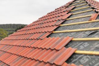 Tiled Roofers Grafton Underwood